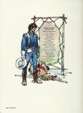Verso de Blueberry -6b1976- L'homme à l'étoile d'argent