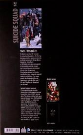 Verso de Suicide Squad -1ES2- Têtes brûlées