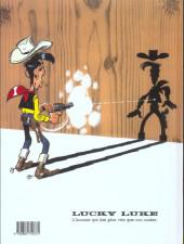 Verso de Lucky Luke -52b2001- Fingers