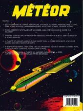Verso de Météor (Intégrale) -4aTL- Intégrale / 4