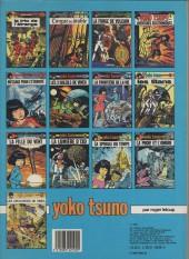 Verso de Yoko Tsuno -12a85- la proie et l'ombre