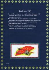 Verso de Jehan et Armor -8- Toulouse 1217