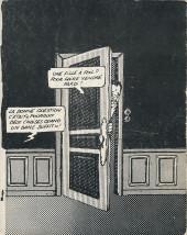 Verso de Bernard Lermite - Un nègre blanc le cul entre deux chaises