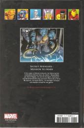 Verso de Marvel Comics - La collection (Hachette) -7569- Secret Avengers - Mission to Mars