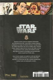 Verso de Star Wars - Légendes - La Collection (Hachette) -31IV- Le Côté Obscur - IV. Le Général Grievous