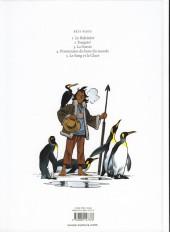 Verso de Esteban -4a2013- Prisonniers du bout du monde