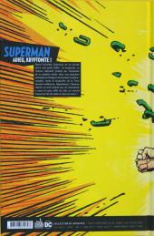 Verso de Superman - Adieu, Kryptonite ! - Adieu, Kryptonite !
