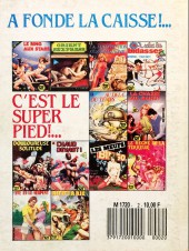 Verso de Les queutards -2- Blondie sprint