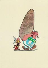 Verso de Astérix -8a1974- Astérix chez les Bretons