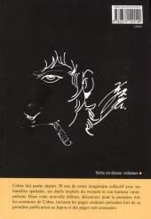 Verso de Cobra - The Space Pirate (Black Box Éditions) -10- Tome 10