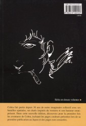 Verso de Cobra - The Space Pirate (Black Box Éditions) -11- Tome 11