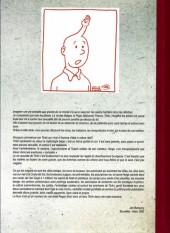 Verso de Tintin - Pastiches, parodies & pirates -TL2015- La vie sexuelle de Tintin