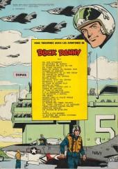 Verso de Buck Danny -31a1969- X-15