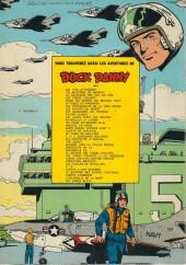 Verso de Buck Danny -21a1971- Un prototype a disparu