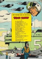 Verso de Buck Danny -2d1970- Les mystères de Midway