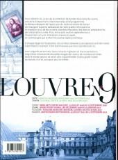 Verso de Les réveurs du Louvre - Les rêveurs du Louvre
