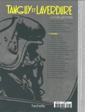 Verso de Tanguy et Laverdure - La Collection (Hachette) -7- Cap Zéro
