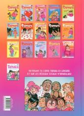 Verso de Tamara -15- #Grosse