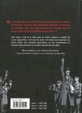 Verso de Wake Up America -3- 1963-1965