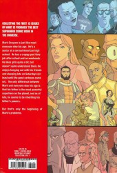 Verso de Invincible: The Ultimate Collection (2003) -INT01- Volume 1