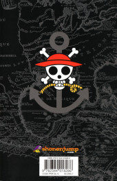 Verso de One Piece -81- À la rencontre de Maître Chavipère