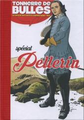 Verso de (AUT) Pellerin -6HC- Tonnerre de bulles : spécial Pellerin