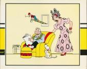 Verso de La famille Illico -INT3- Vol.3 - 1940/1941
