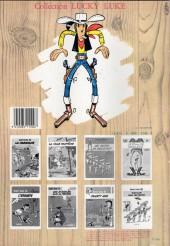 Verso de Lucky Luke -1c83a- La Mine d'or de Dick Digger