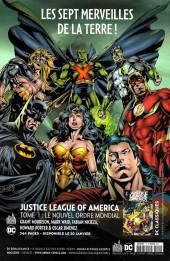Verso de Justice League Univers -11- Numéro 11