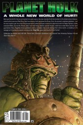 Verso de Incredible Hulk (The) (Marvel comics - 2000) -INT14- Planet Hulk
