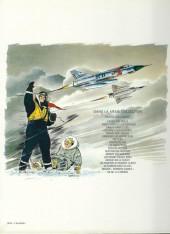 Verso de Tanguy et Laverdure -8c1983- Pirates du ciel