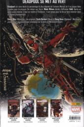 Verso de Deadpool (Marvel Deluxe) -4- Opération Annihilation