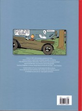 Verso de Tintin -1Coul- Tintin au pays des Soviets