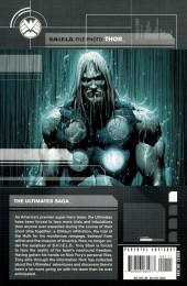 Verso de The ultimates 2 (Marvel Comics - 2005) -HS- The Ultimates Saga
