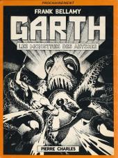 Verso de Garth -3- Le grand massacre