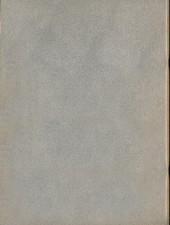 Verso de Garth -HS- L'homme-loup d'Ausensee - Le peuple des abysses - Les femmes de Galba