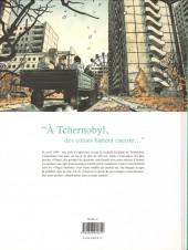 Verso de Les chiens de Pripyat -1- Saint Christophe