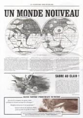 Verso de Le château des étoiles -7- L'Île des spectres volants