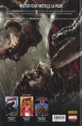 Verso de Daredevil par Brubaker (Marvel Deluxe) -2- Sans peur