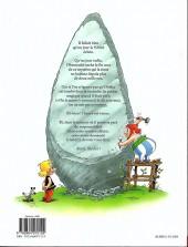 Verso de Astérix (Hors Série) -2d14- Comment obélix est tombé dans la marmite du druide quand il était petit