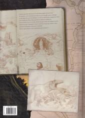 Verso de Le monde perdu (Faina/Salvatori/Bec) -3- Tome 3