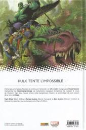 Verso de Hulk (Marvel Now!) -3- Agent du T.E.M.P.S.