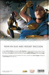 Verso de Nova (Marvel Now!) -4- La Vérité sur les Blacks Nova