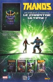Verso de All-New Iron Man & Avengers -HS02- Qui veut la fin, veut les moyens