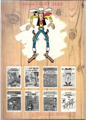 Verso de Lucky Luke -9b80- Des rails sur la prairie