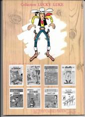 Verso de Lucky Luke -20a81- Billy the Kid