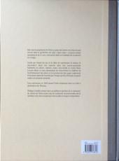 Verso de Tintin -1TL- Reporter chez les Soviets