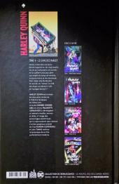 Verso de Harley Quinn -4- Le gang des Harley