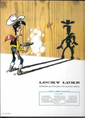 Verso de Lucky Luke -40a78- Le Grand Duc