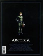 Verso de Arctica -INT01- L'intégrale - Tomes 1 à 3